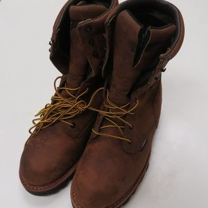 Red Wing Shoes Loggermax 9-Inch Logger Boots